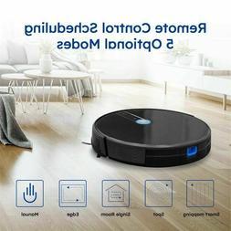 Vacmaster Robot Vacuum Cleaner Auto Remote Control Quiet Sma