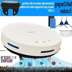 Robot Vacuum Mop Robotic Vacuum Cleaner Self-Charging Amazon