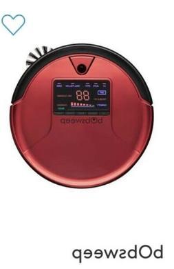 Robotic Vacuum Cleaner Mop Rouge Dual-Layer Filtration Varia
