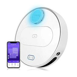 360 Robotic Vacuum Cleaner with Laser Navigating, Multiple-F
