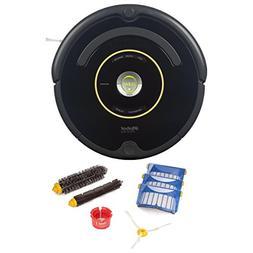 iRobot Roomba 650 Robotic Vacuum Cleaner w/ Replenishment Ki