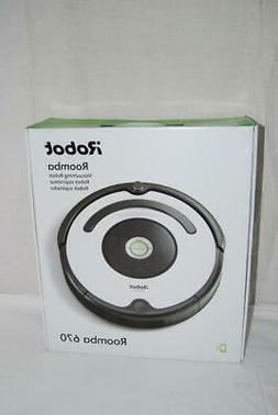 iRobot Roomba 670 Robot Vacuum Wi-Fi Connectivity, Self Char