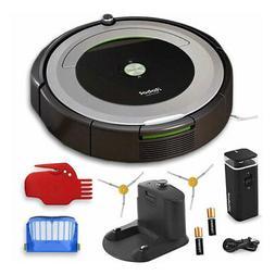 iRobot Roomba® 690 Wi-Fi® Connected Robot Vacuum + 1 Dual