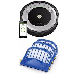 iRobot Roomba 690 Wi-Fi Connected Robotic Vacuum w/AeroVac F