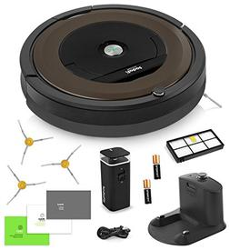iRobot Roomba 890 Vacuum Cleaning Robot + Dual Mode Virtual