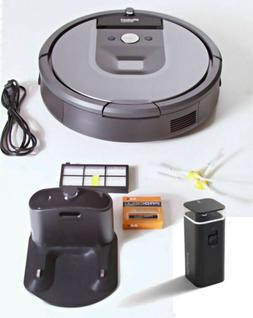 iRobot Roomba 960 App-Controlled Self-Charging Robot Vacuum