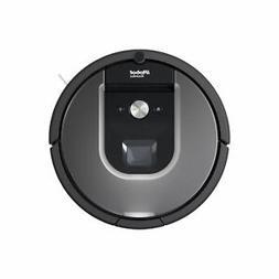 iRobot Roomba 960 Black/Silver Robotic Vacuum   Cleaner