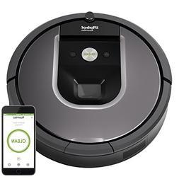 iRobot Roomba 960 Robot Vacuum with Wi-Fi Connectivity +1 Ex