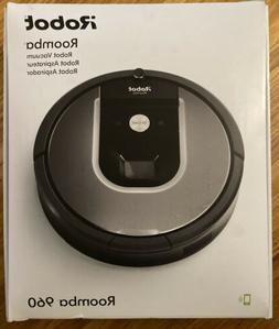 Brand New iRobot Roomba 960 Robotic Cleaning Pet Vacuum, Aut