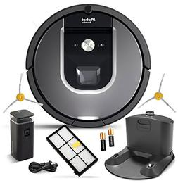 iRobot Roomba 960 Robotic Vacuum Cleaner Wi-Fi Connectivity