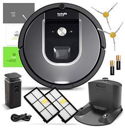 iRobot Roomba 960 Robotic Vacuum Cleaner Wi-Fi Connectivity