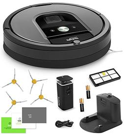 iRobot Roomba 960 Vacuum Cleaning Robot + Dual Mode Virtual