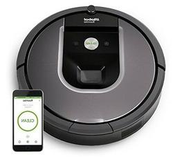 iRobot Roomba 960 WIFI Vacuum Robot with Accessories in the