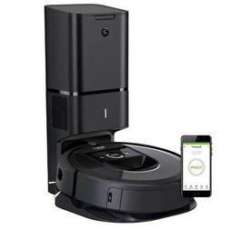 iRobot Roomba i7+ Wi-Fi Connected Robot Vacuum with Automati