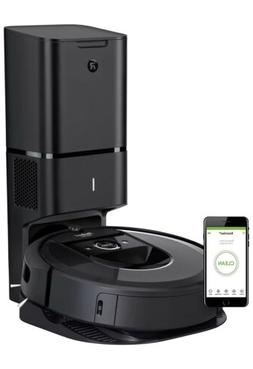 == iRobot Roomba i7+ Wi-Fi Connected Robot Vacuum With Autom