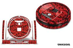 Skin Decal Wrap For iRobot Roomba 980 Vacuum Stickers Access