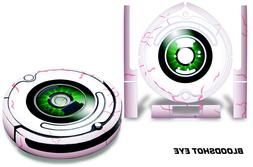 Skin Decal Wrap For iRobot Roomba 650 Series Vacuum Stickers