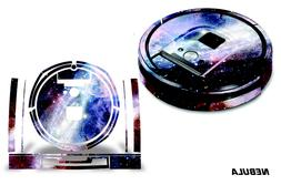 Skin Decal Wrap For iRobot Roomba 980 Series Vacuum Stickers