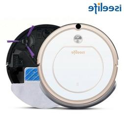 Iseelife Smart Robot Vacuum Cleaner for Home 2 in 1 Pro1S Dr