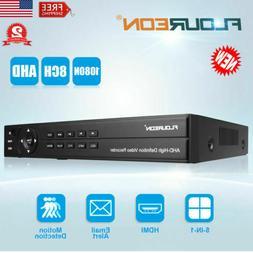 8CH 1080P 1080N HDMI H.264 DVR CCTV Security Camera System V