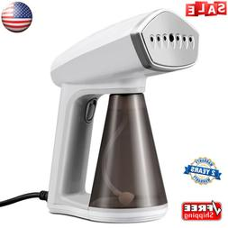 Handheld Garment Steamer Clothes Wrinkle Remove Iron 2in1 Fa