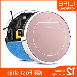 ILIFE V7s Plus Robot Vacuum Cleaner Sweep and Wet Mopping Fo